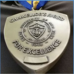 State University of New York Chancellor's Award for Excellence in Professional Service