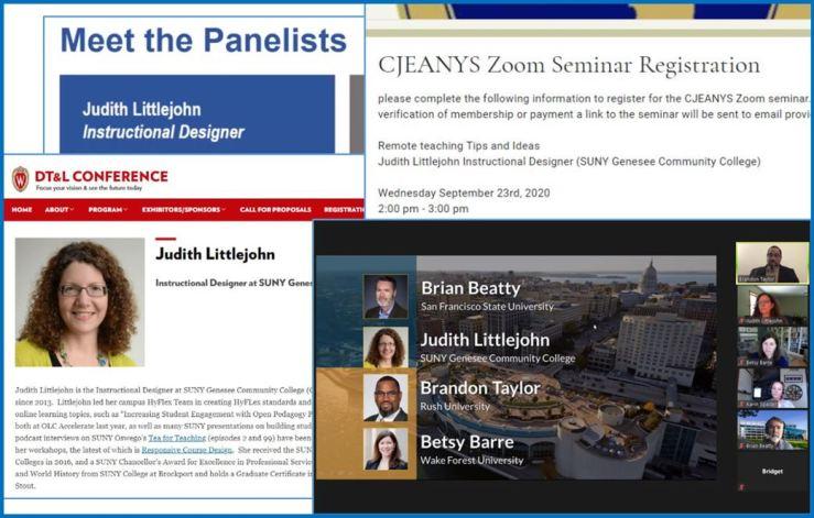 Guest Panelist Appearances