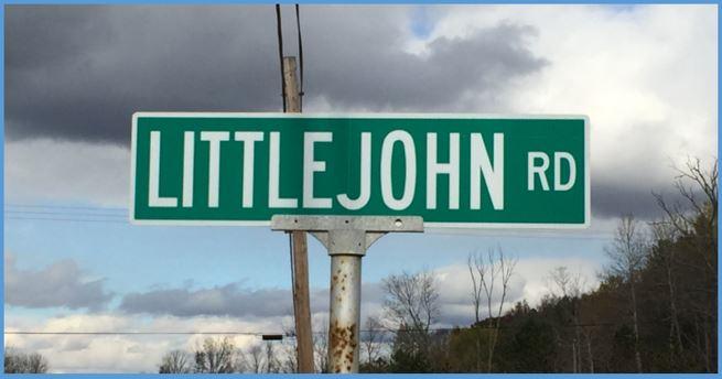 Littlejohn sign